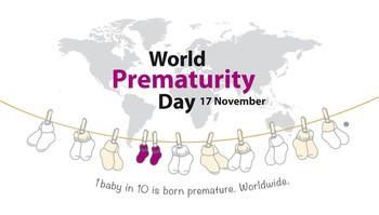 World Prematurity Day - English & Spanish