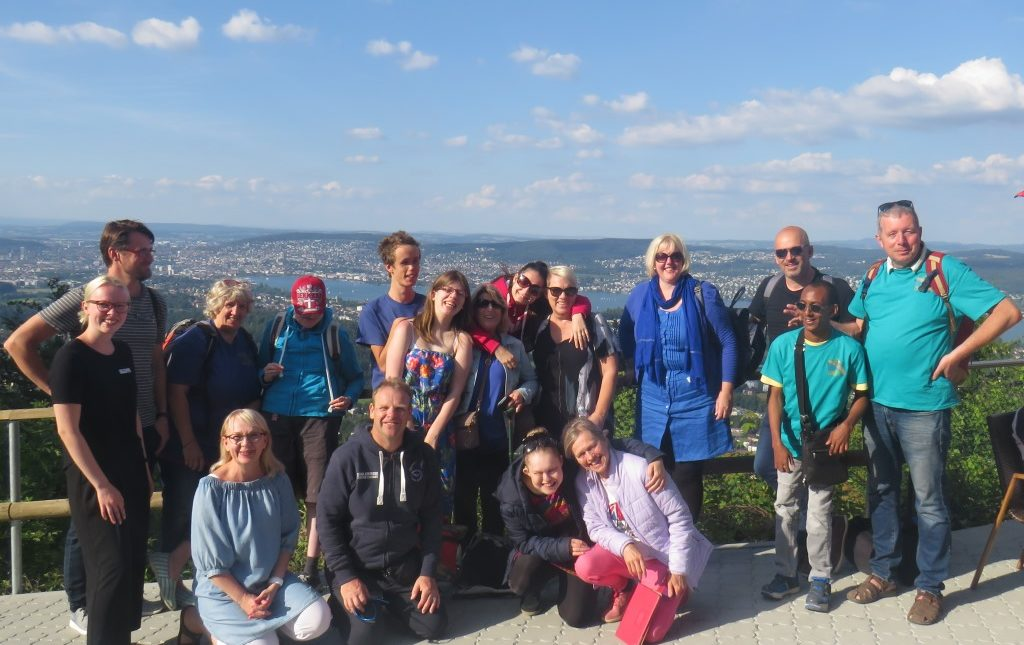 DbI Youth Network Activity Zurich 2018