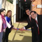 Opening New Service in Paraguay