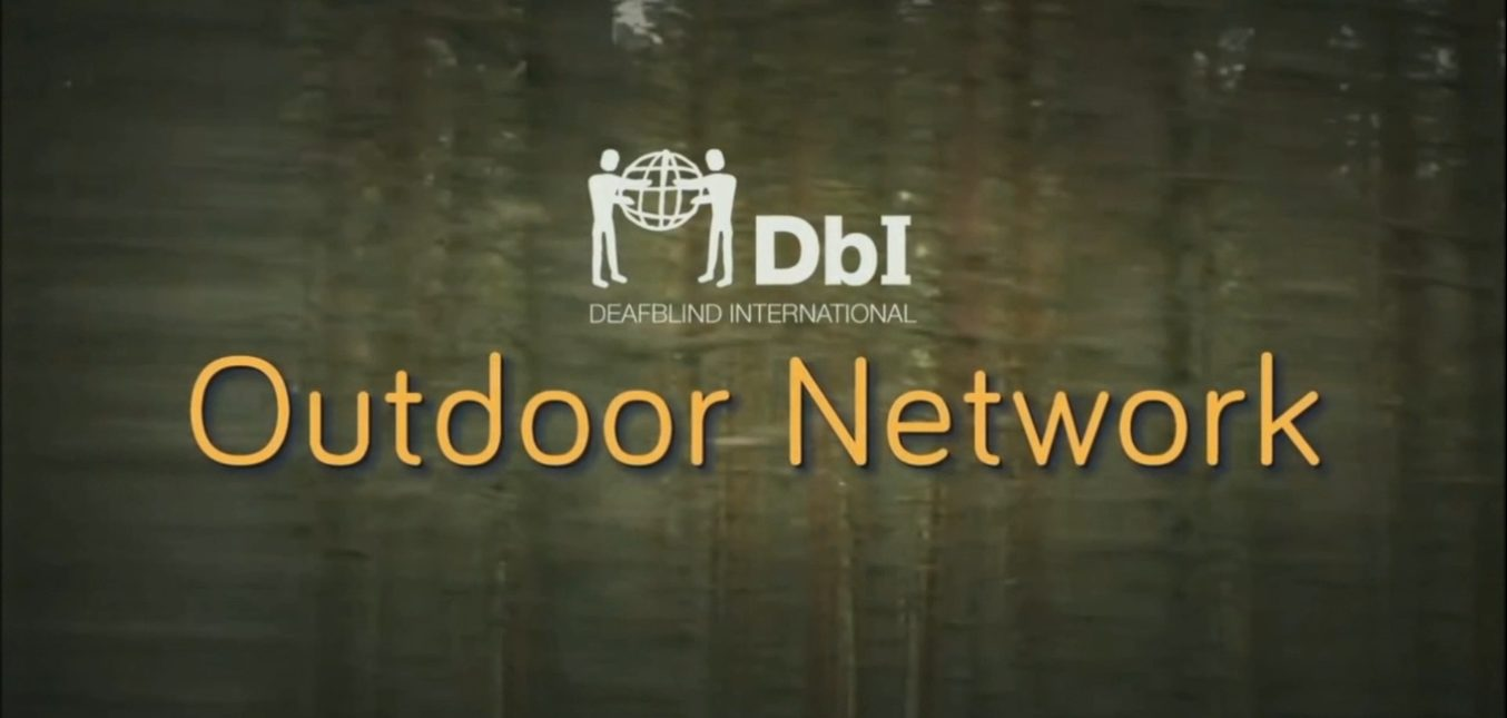 Introducing Deafblind International Outdoor Network