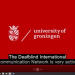 Introducing Deafblind International Communication Network