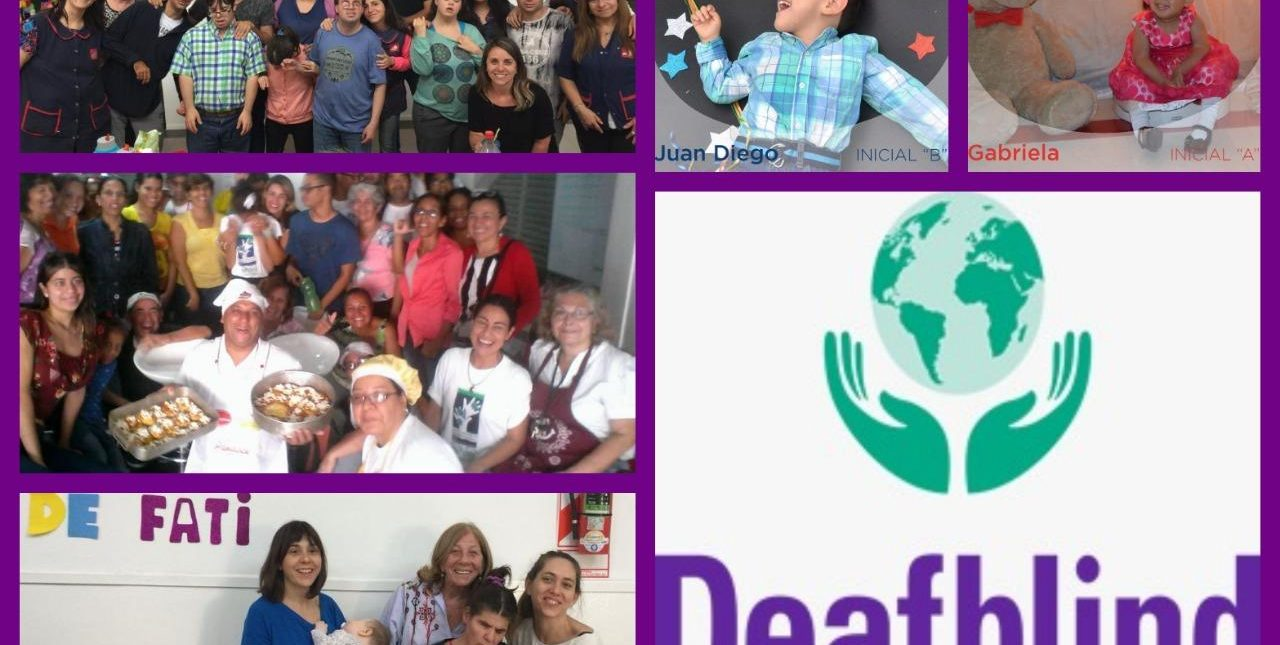 Conmemorating Deafblind Awareness Week. By Frank Kat, Vice President of DbI