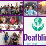 Conmemorating Deafblind Awareness Week. By Frank Kat, Vice President of DbI