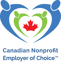 We are a 2019 Canadian Nonprofit Employer of Choice (NEOC)!