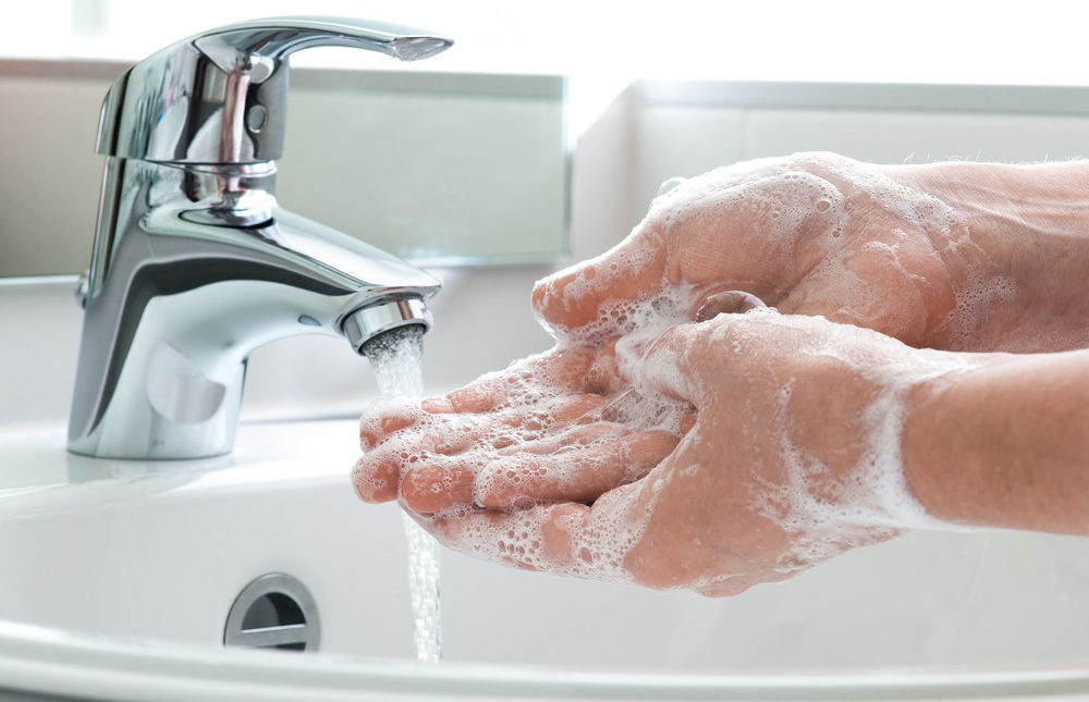 Washing hands video instructions from World Health Organization