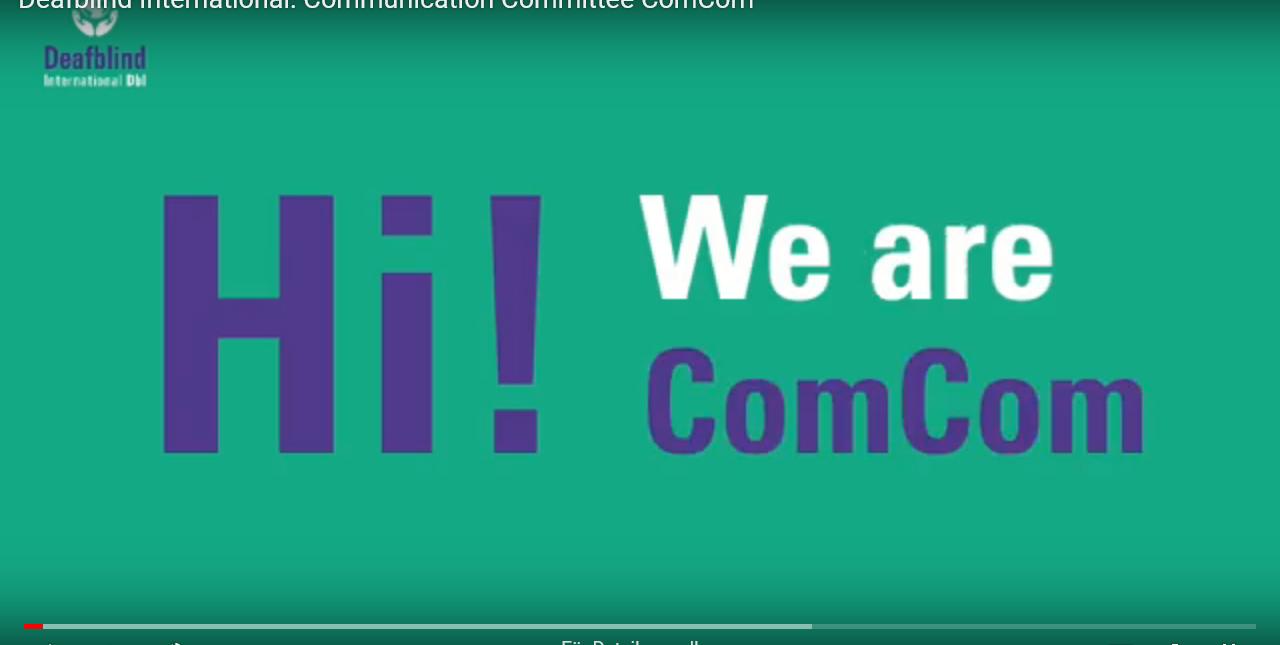 Connecting: Meet ComCom