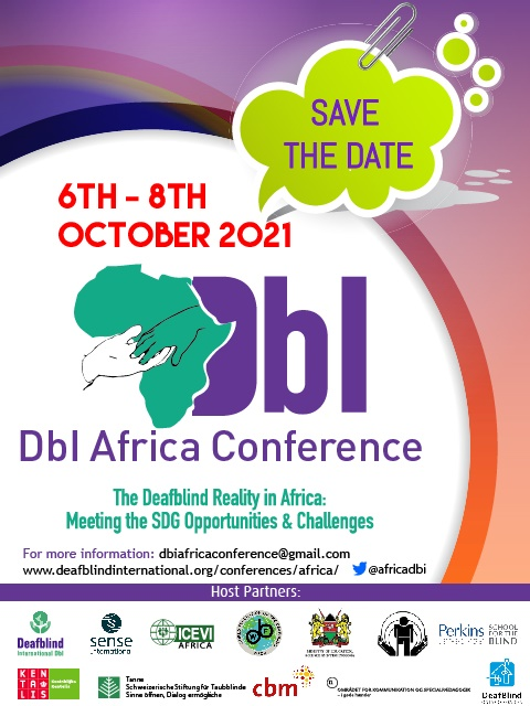 1st Africa Conference: SAVE THE DATE!